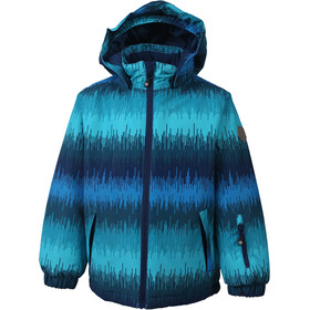 Color Kids Dikson Veste de ski rembourrée Enfant, blue aster